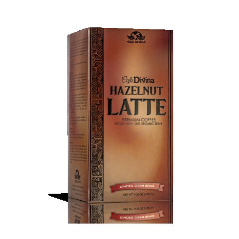 Hazelnut Latte (Avellana)